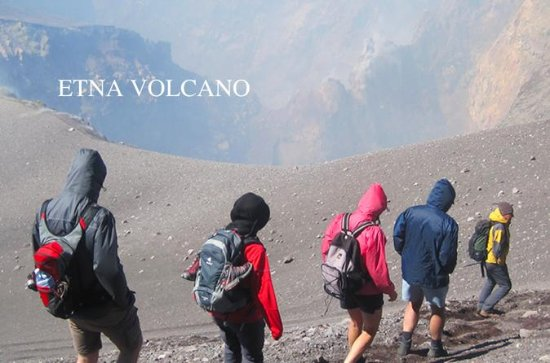 Private Shore Excursion from Catania (Sicily) to Etna Volcano and...