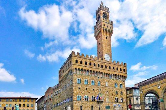 Florencia en un día con E-Bike y...