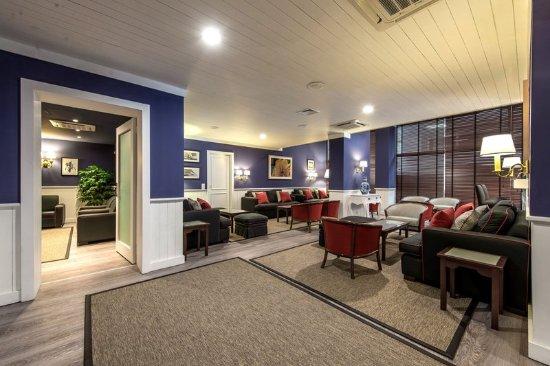 Hotel Apartamento Solverde: Bar/Lounge