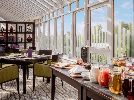 Mercure Hatfield Oak Hotel Restaurant