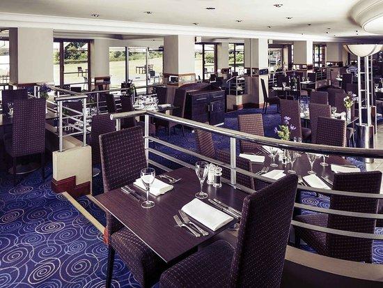 Hollingbourne, UK: Restaurant