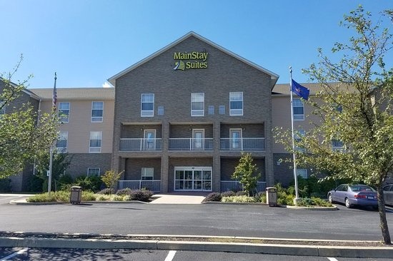 MainStay Suites Grantville - Hershey North: Exterior