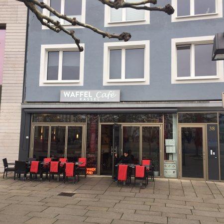 waffel cafe hostel documenta prices reviews kassel germany tripadvisor. Black Bedroom Furniture Sets. Home Design Ideas