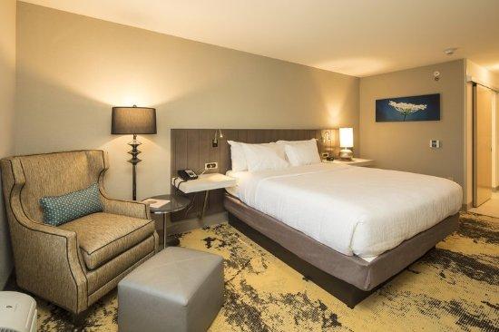 Guest Room Obr Zek Za Zen Hilton Garden Inn Pittsburgh Airport Moon Township Tripadvisor