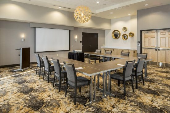 Meeting Room Picture Of Hilton Garden Inn Pittsburgh