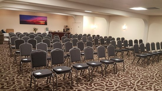 Sandpoint, ID: Meeting room