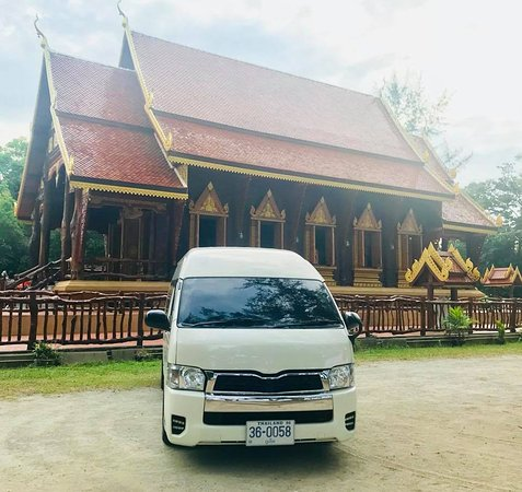 JC Transport Phuket and Tours