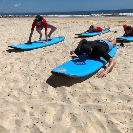 Rainbow Beach Learn to Surf 사진