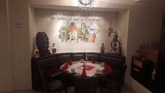 Hotel Forsthaus Werner: 20180110_061446_large.jpg