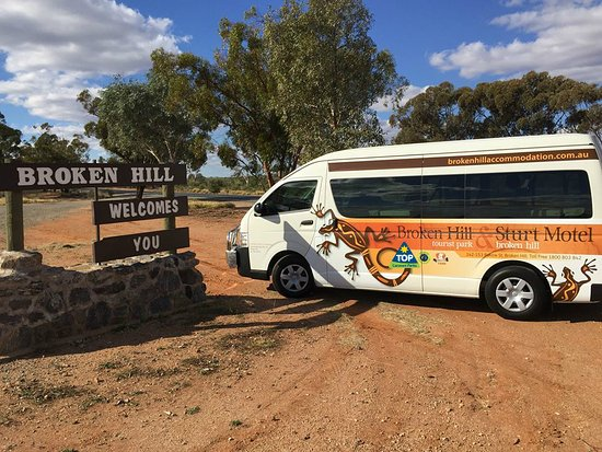 Away Tours Broken Hill