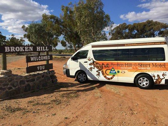 Away Tours Broken Hill