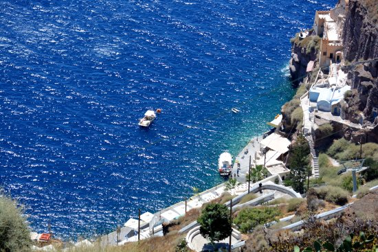 tripadvisor how to get to fira from port