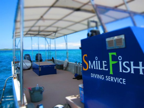 Smile Fish Diving Service