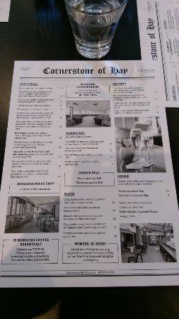 Cornerstone Bar And Restaurant Perth