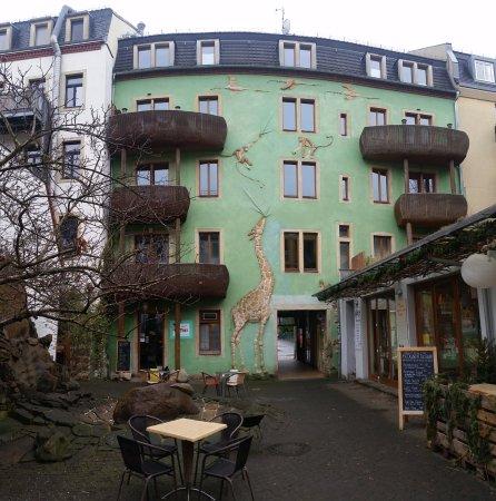 Kunsthofpassage: KunstHof Passage: il cortile degli animali