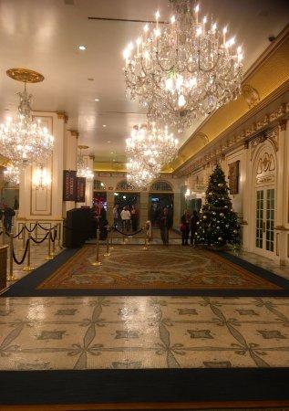 Lobby - Picture of Paris Las Vegas Hotel & Casino, Las Vegas