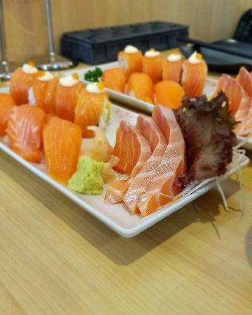 Halal Japanese Food Review Of Aya Japanese Halal Restaurant Bangkok Thailand Tripadvisor