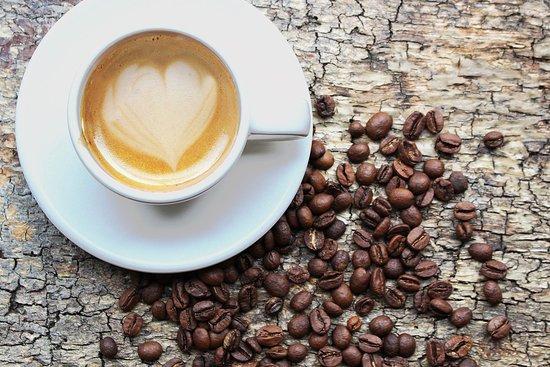 Fremragende kaffebønner fra Kaffe-Mølle i Kolding - Billede af bröd - Cafe NI02