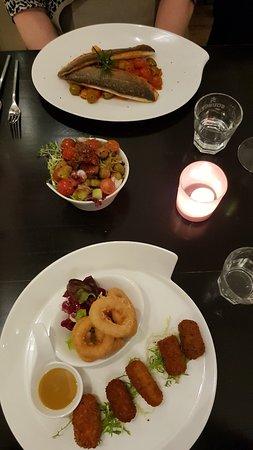 Vianen, เนเธอร์แลนด์: Antipasti en misti fritti