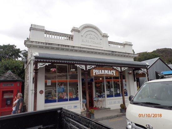 Arrowtown, New Zealand: pharmacy today