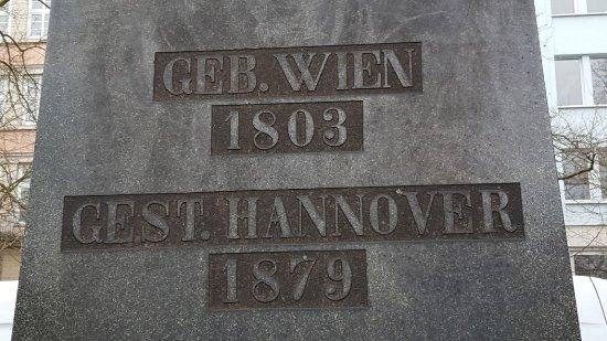 Denkmal Karl Karmarsch