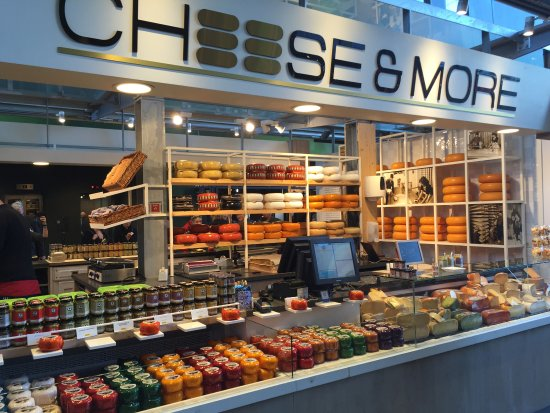 ‪Cheese & More Markthal‬