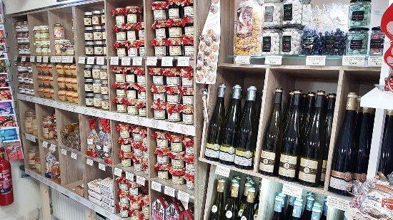 La Boite aux Trésors: Avis aux Gourmands.. Terrines artisanales, Miel d'Apiculteur IGP, Confitures de Nicole, Vin d'Al