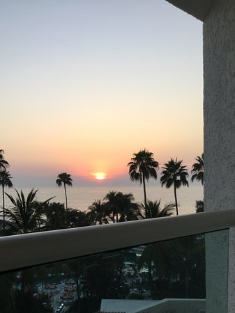 Hard Rock Hotel Vallarta: Beautiful sunsets