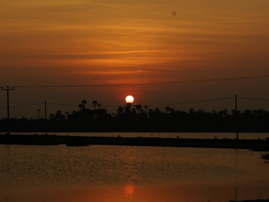 Srilankan Trip Advisor: Sonnenuntergang bei Jaffna