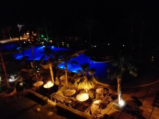 Hotel SH Villa Gadea : Por la noche