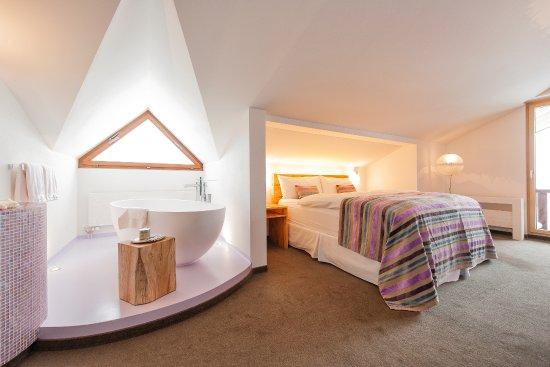Stoos, Zwitserland: Junior Suite
