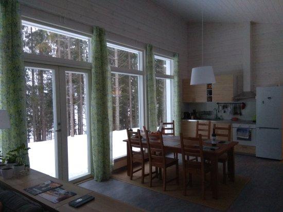 ONNI Village: кухонная зона