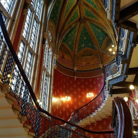 St. Pancras Renaissance Hotel London: IMG_20180110_090227_255_large.jpg