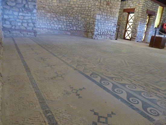 Nemesvamos, ฮังการี: The mosaic