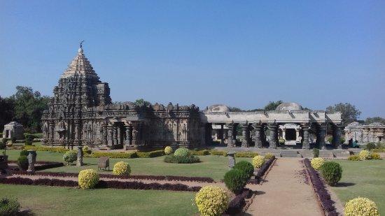 Koppal, Indie: Mahadeva Temple complex, Itagi