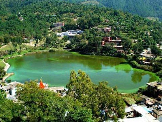 Sirmour, India: Renuka Lake