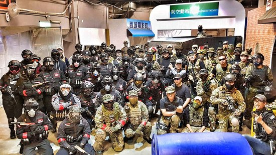 Neihu, Taipei: 新手 / 老手每周定期活動 / New and Pro Airsoft Players  - Weekly events