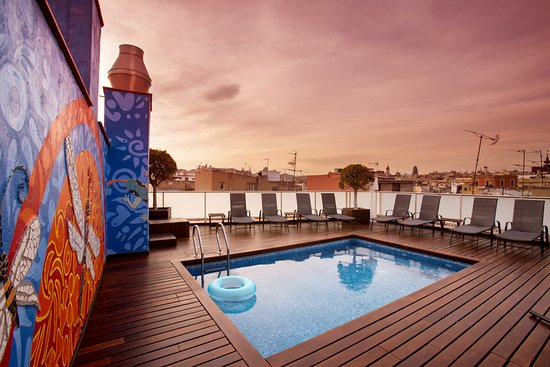 Hotel Ciutat de Barcelona Photo
