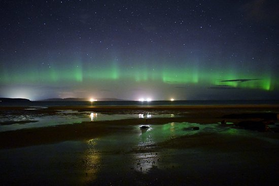 Greenlawns: Aurora in Nairn 2017