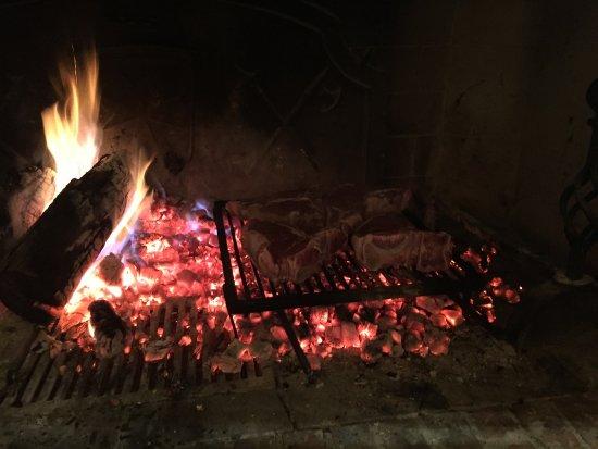 Монтекатини-Валь-ди-Чечина, Италия: Una bella grigliata
