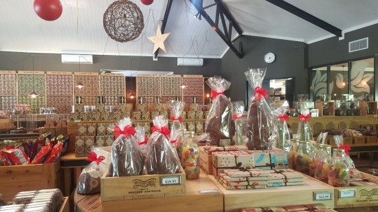 Middle Swan, Australien: The Chocolate available for purchase.