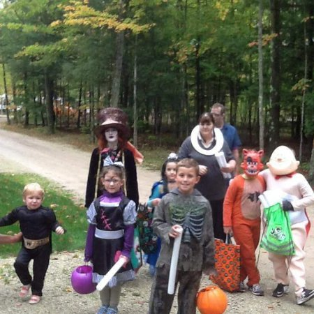 Egg Harbor, WI: Halloween event