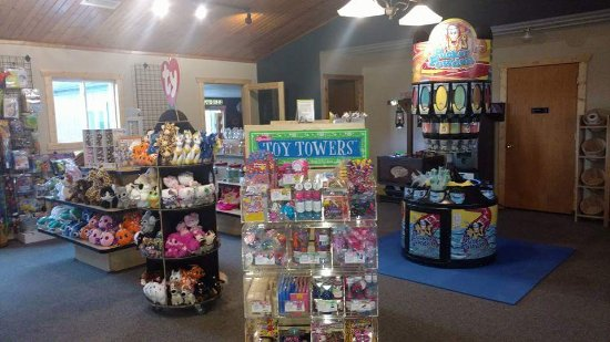 Egg Harbor, WI: Candy store