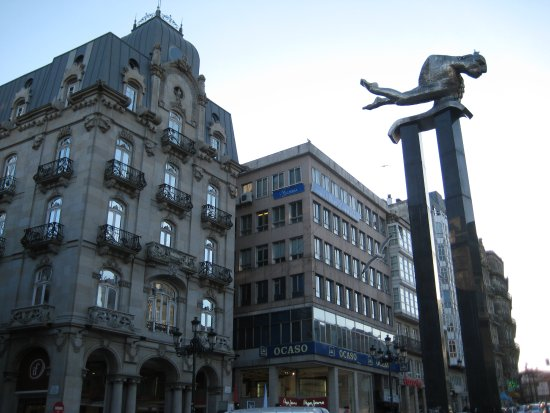 B b hotel vigo spanien hotel anmeldelser sammenligning af priser tripadvisor - Hotel puerta del sol vigo ...