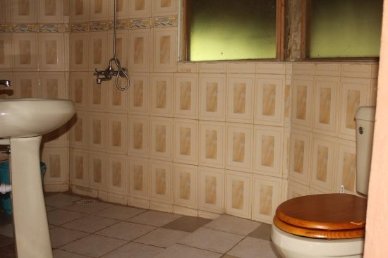 Gilgil, Kenia: Bathroom