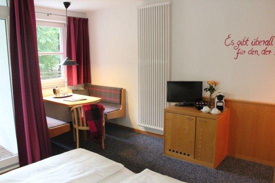 Hotel Bannwaldsee: Konfort Zimmer Buchenberg