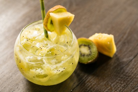 Bucuti & Tara Beach Resort Aruba: Healthy Mocktails - Wellness program