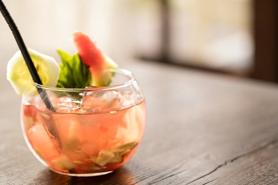 Bucuti & Tara Beach Resort Aruba: Refreshing and nutritious mocktails - Wellness program
