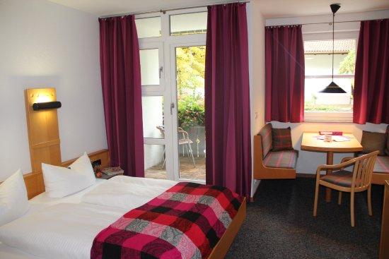 Hotel Bannwaldsee: Komfort Zimmer Buchenberg
