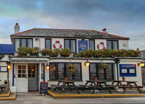 The Crab & Lobster Inn: Newly Refurbished for 2018